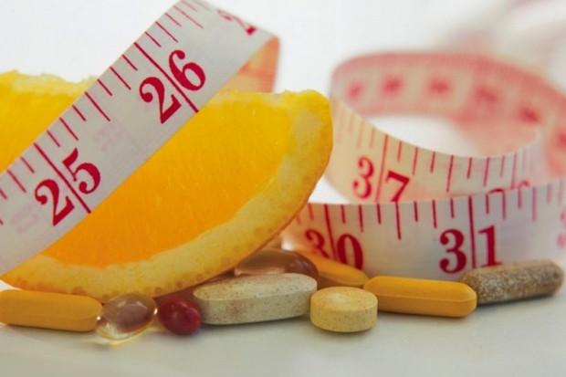 Suplementy diety nie pomagają w odchudzaniu, ale...
