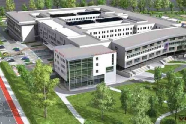 Nowy Szpital Wojewódzki we Wrocławiu przyjmie pierwszych pacjentów