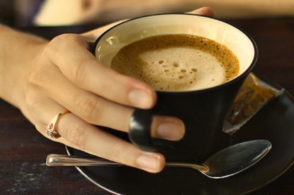 Kofeina może obniżać płodność