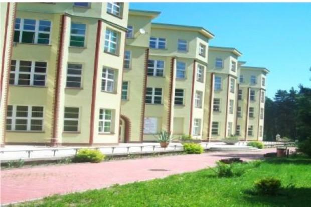Jaroszowiec: pawilon dla chorych na gruźlicę rozbudowany i wyposażony