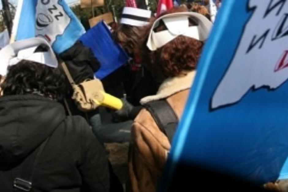 """Strajkujące pielęgniarki z CZD: zostały podjęte """"pewne decyzje"""""""