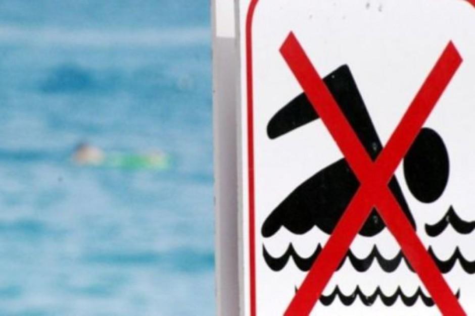 Szczecinek: kąpielisko zamknięte z powodu zanieczyszczeń