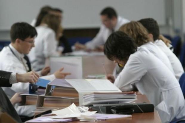 W ciągu dekady trzykrotnie wzrosła liczba studentów medycyny