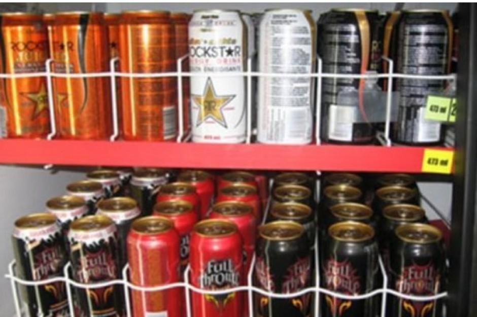 Lublin: sanepid sprawdzi skład napojów energetycznych