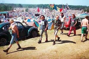 Na  Przystanku Woodstock rozmawiali o przeszczepach