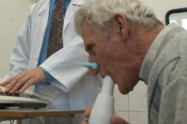 Warszawa: unijne wsparcie leczenia chorób układu oddechowego