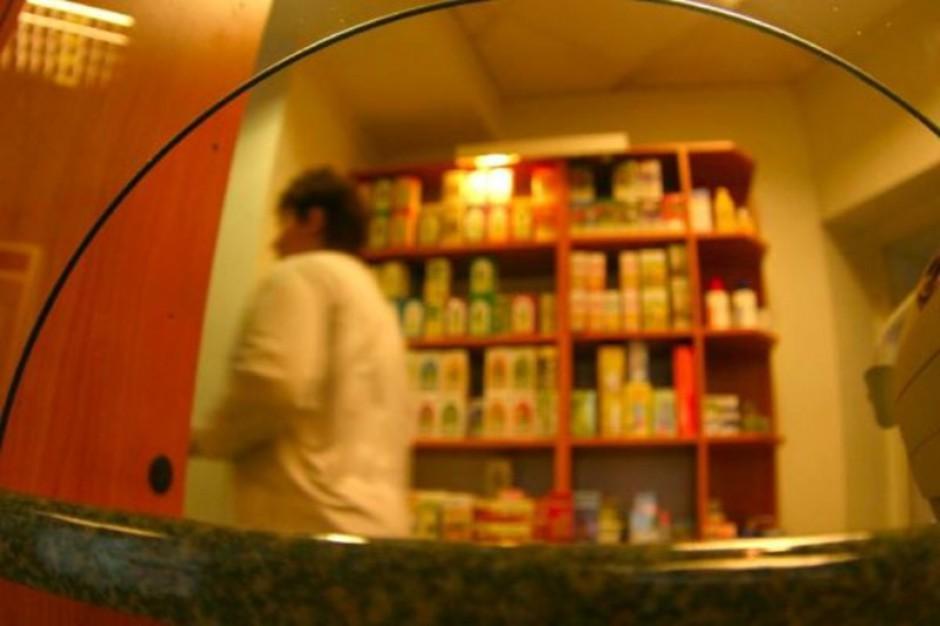 Aptekarze płacą za błędnie wypisane recepty