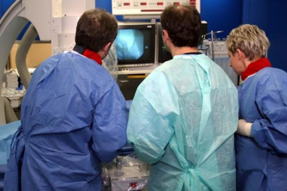 Podkarpackie: pierwsza w województwie artroskopowa operacja biodra