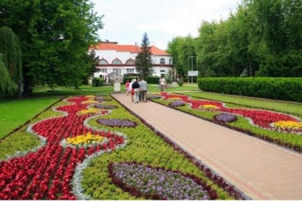 Śląskie: park zdrojowy w Ustroniu dostępny dla kuracjuszy