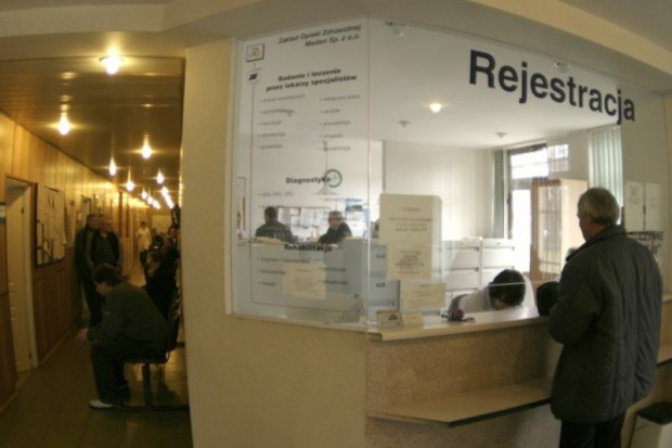 Rejestracja medyczna - jak cię tam pacjenci widzą, tak cię piszą