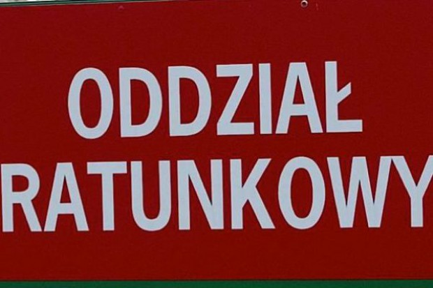 Poznań: tłok w szpitalnych oddziałach ratunkowych