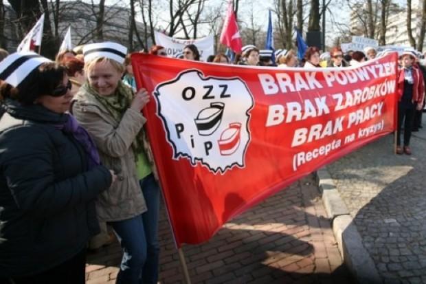 OZZPiP szykuje się do sporów zbiorowych i ewentualnie strajku generalnego