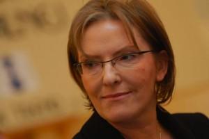 Ewa Kopacz: uchwalenie ustawy o dodatkowych ubezpieczeniach na otwarcie nowej kadencji Sejmu