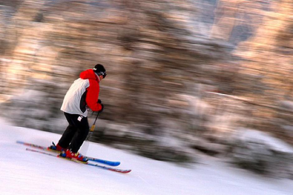 Na stokach pojawią się ratownicy narciarscy