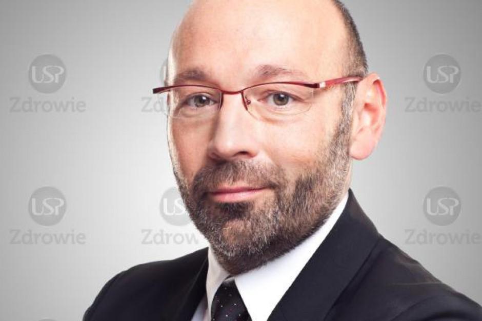 Nowy prezes USP Zdrowie