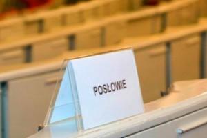 Sejm: posłowie rejestrowali się na liście dawców szpiku