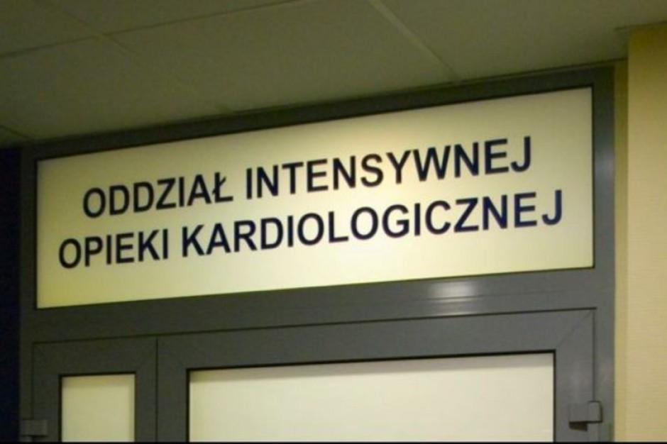 Kolejny szpital sprzedaje oddział kardiologii: inwestor strategiczny pilnie poszukiwany