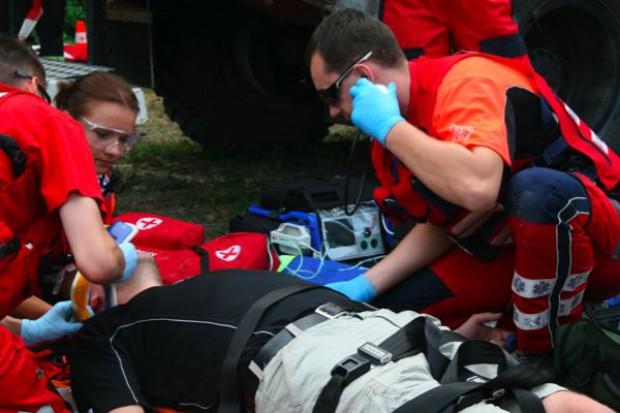 Tegoroczni mistrzowie ratownictwa medycznego pracują w Kcyni