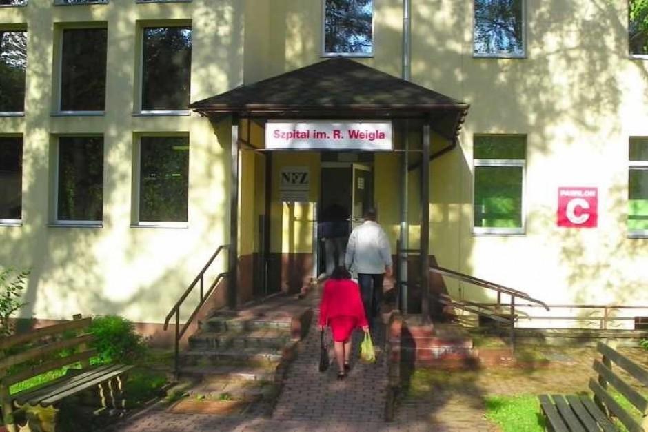 Śląskie: Szpital im. R. Weigla w Blachowni nie będzie ponownie publicznym