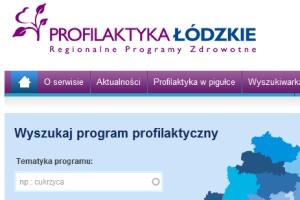 Łódzkie: profilaktyka i polityka zdrowotna już w sieci