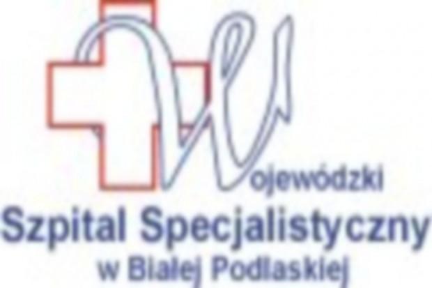 Biała Podlaska: szpital inwestuje w modernizację