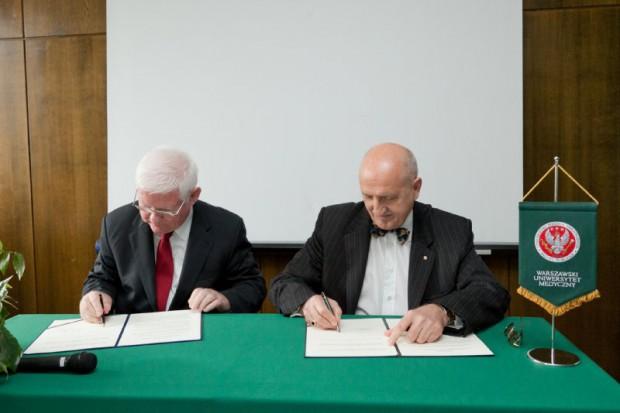 Warszawa: WUM będzie współpracował z Centrum Onkologii