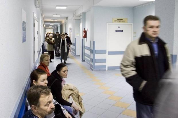 Ełk: coraz dłuższe kolejki do leczenia w szpitalach