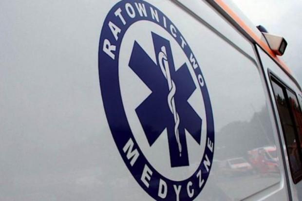 Łódź: wypadek drogowy z udziałem karetki pogotowia - przewożona pacjentka zmarła