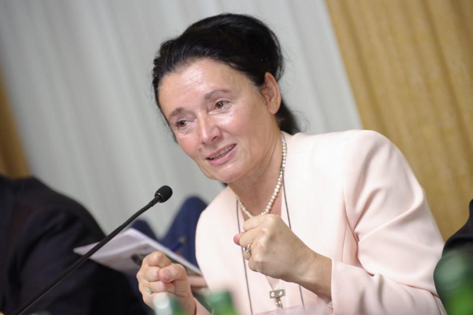 Wrocław: prof. Alicja Chybicka senatorem