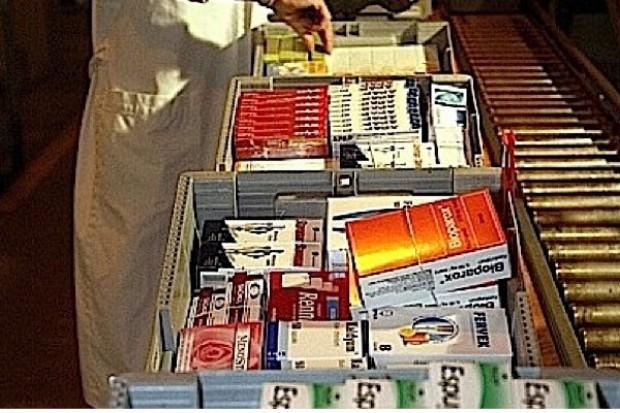 KE chce zakazu publikacji informacji o lekach na receptę
