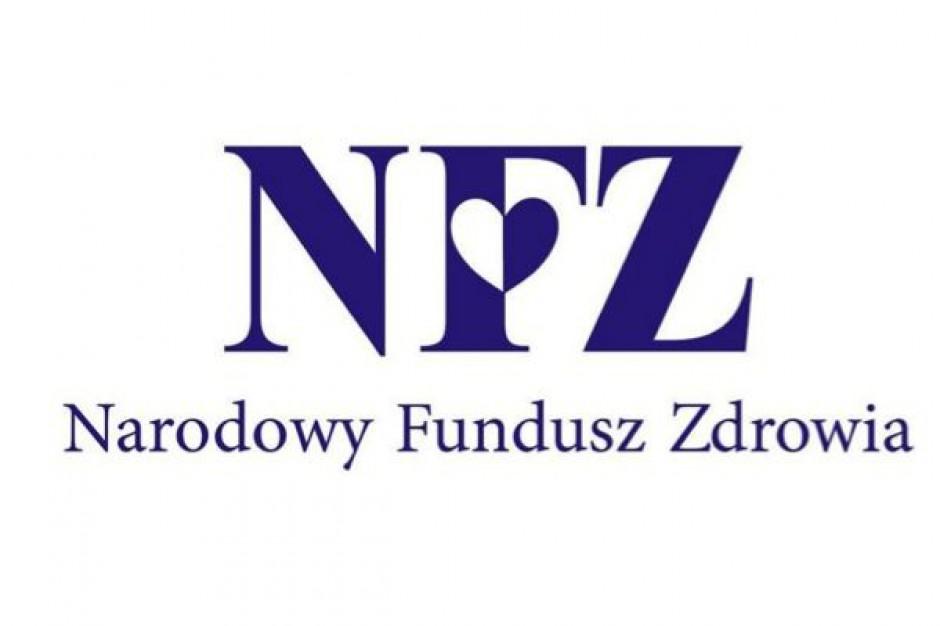 Podlaskie: NFZ rozpoczyna kontraktowanie