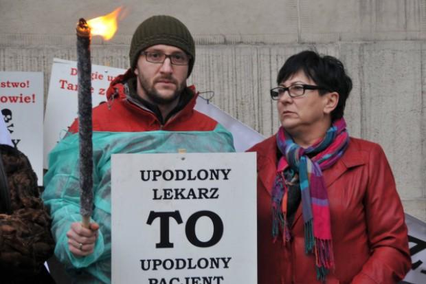 Śląskie: lekarze i marszałek chcą rozmawiać