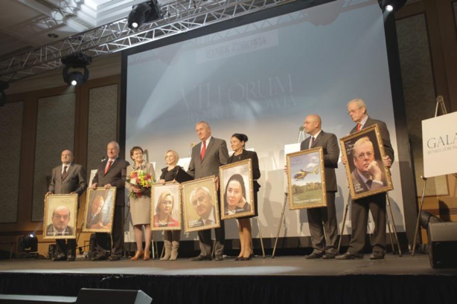 Poznaliśmy laureatów Portretów Polskiej Medycyny 2011
