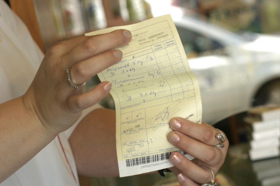 Źle wydrukowane recepty to problem dla aptekarzy
