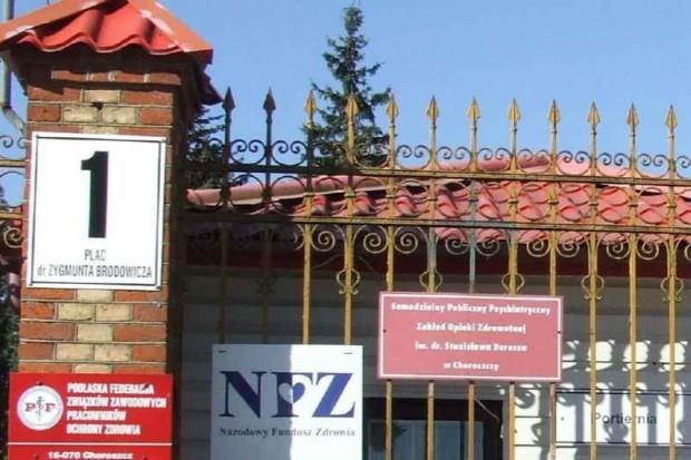 Podlaskie: nowy oddział psychiatryczny dla skazanych