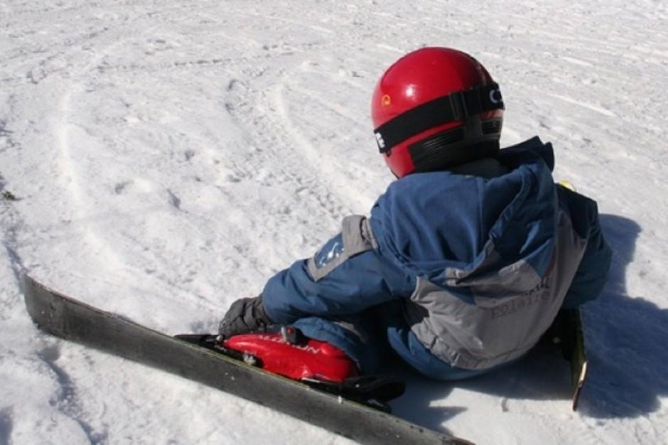 MSWiA o bezpieczeństwie na trasach narciarskich