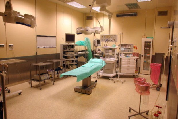 Łódź: otwarto wyremontowany blok operacyjny