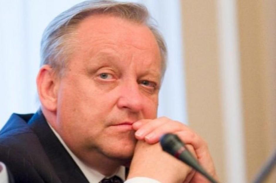 Bolesław Piecha ponownie szefem sejmowej Komisji Zdrowia