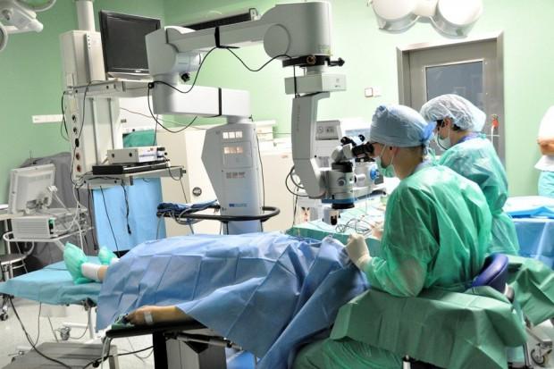 Nowy Targ: nowa procedura okulistyczna jednodniowa