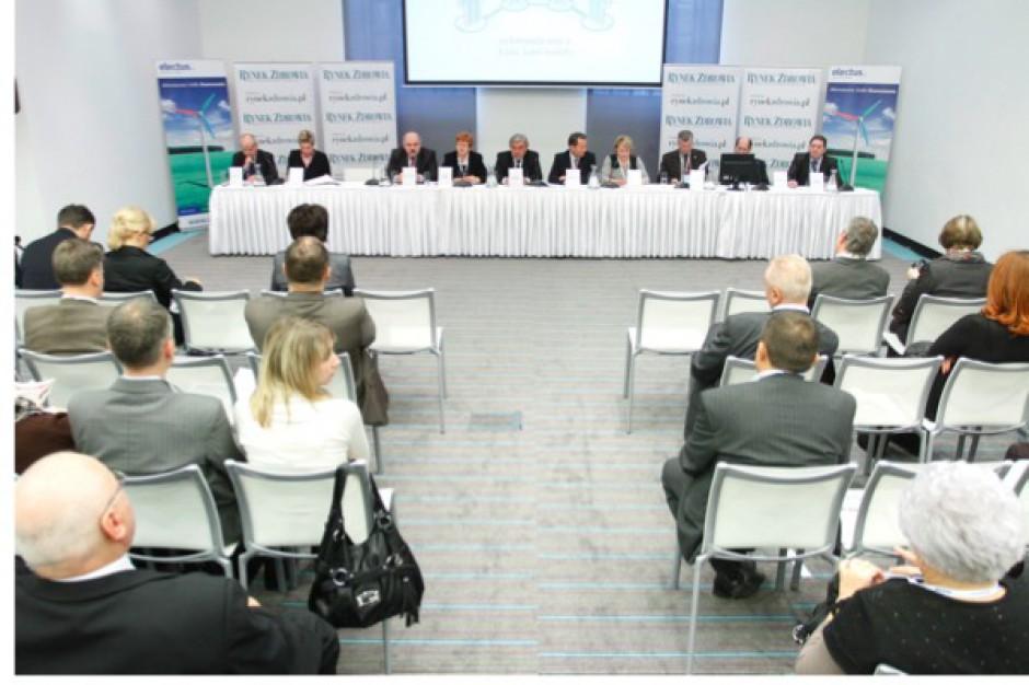 Regionalne spotkanie menedżerów ochrony zdrowia (Łódź)