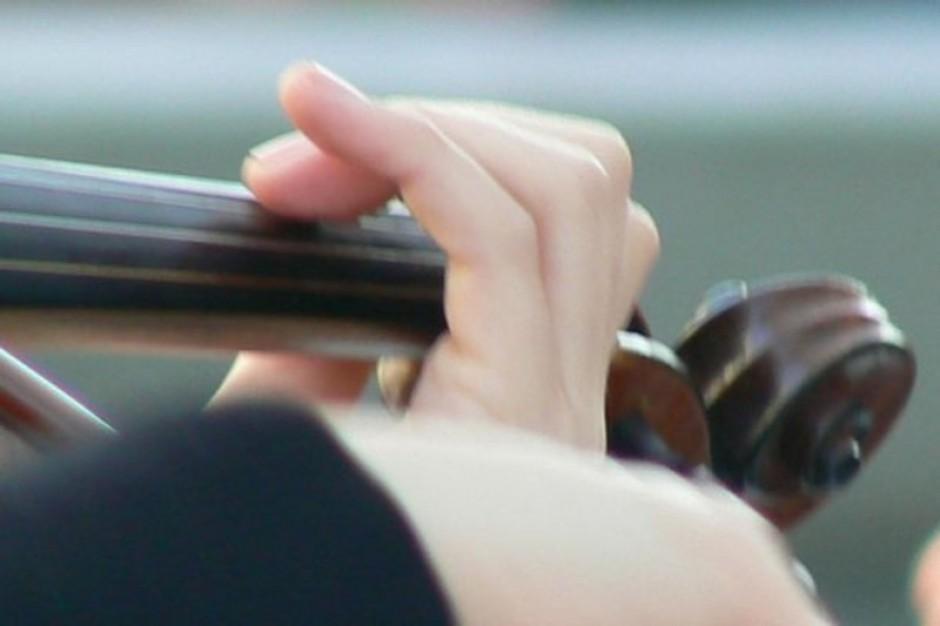 Śląskie: pomagali dzieciom, zagrała im Dziecięca Orkiestra Onkologiczna