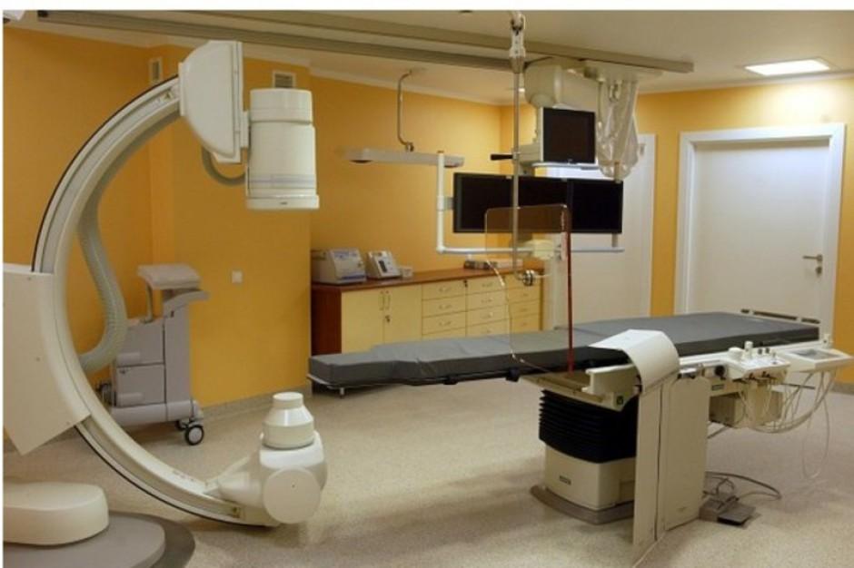 MZ: jedynie stare angiografy nie spełniają wymagań rozporządzenia