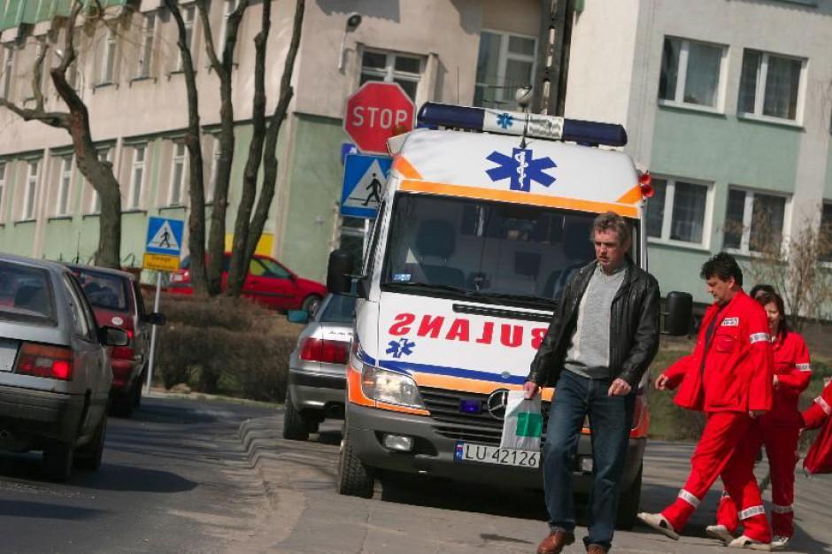 Lublin: kobieta po raz pierwszy za kierownicą karetki pogotowia
