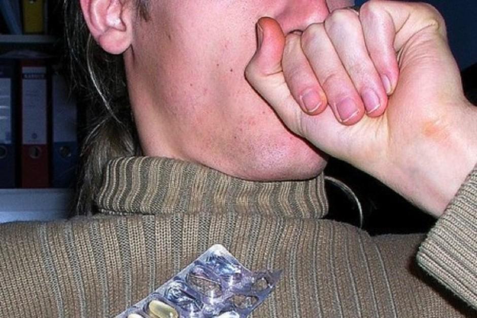 Olkusz: sezon w grypowy w pełni