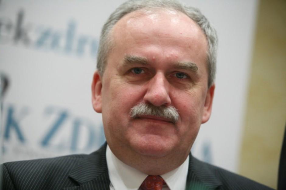 Adam Fronczak odwołany z funkcji wiceministra zdrowia