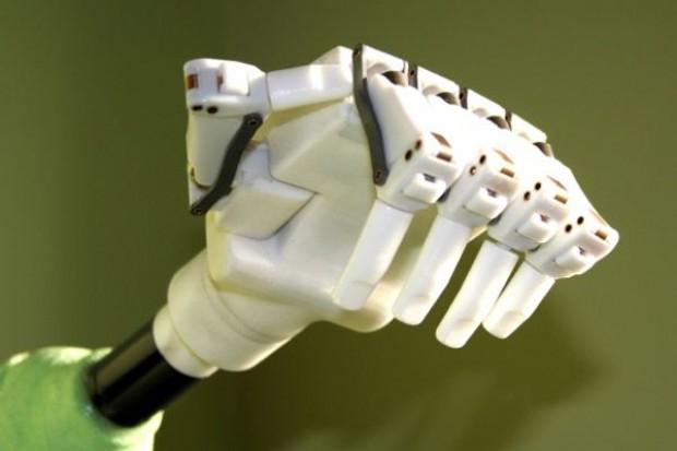 Wrocław: opatentowali innowacyjną protezę ręki