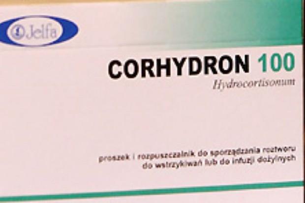 Sprawa corhydronu bez oskarżonych