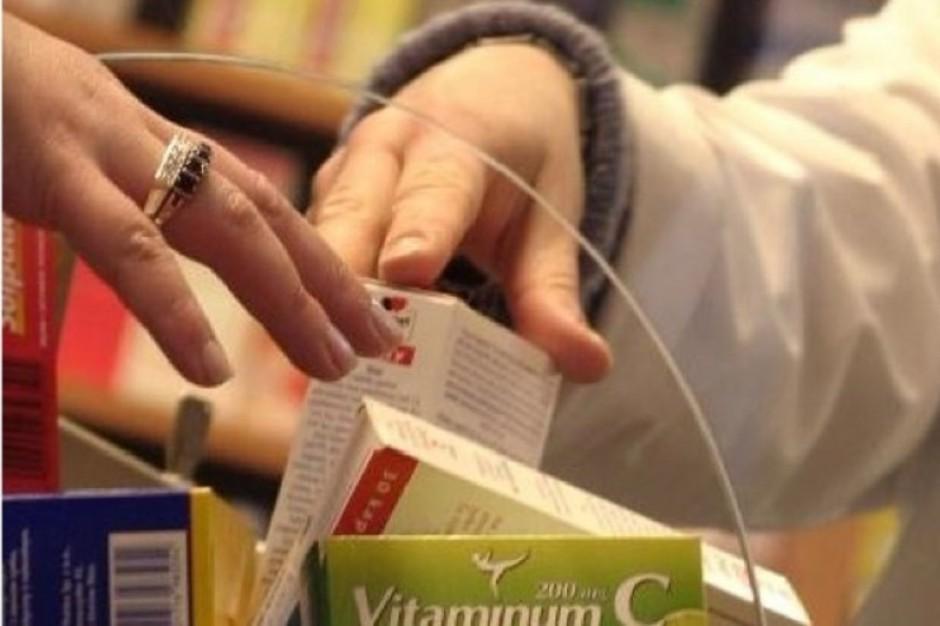 Tłok w aptekach: popyt na towar, który stał się deficytowym