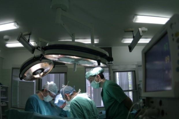 Udany przeszczep płuca w szczecińskim szpitalu