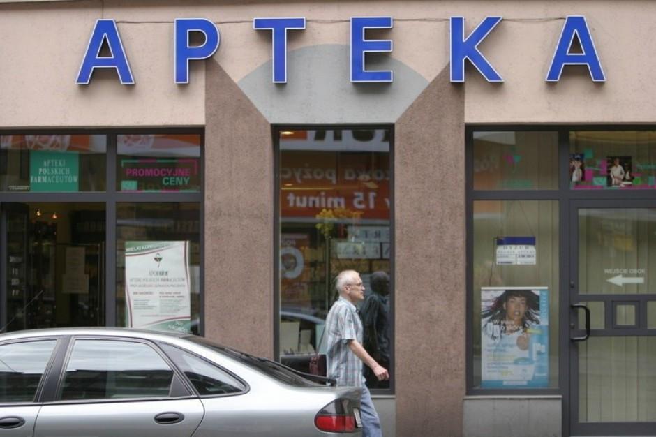 Małopolskie: aptekarze proszą o dowód ubezpieczenia lub odsyłają do lekarzy